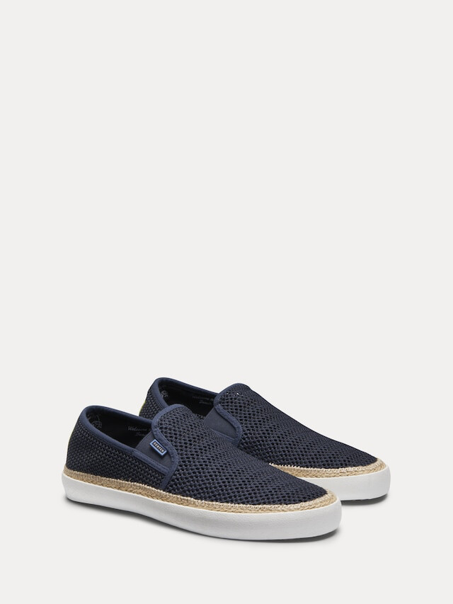 Scotch and Soda / herenloafer donkerblauw