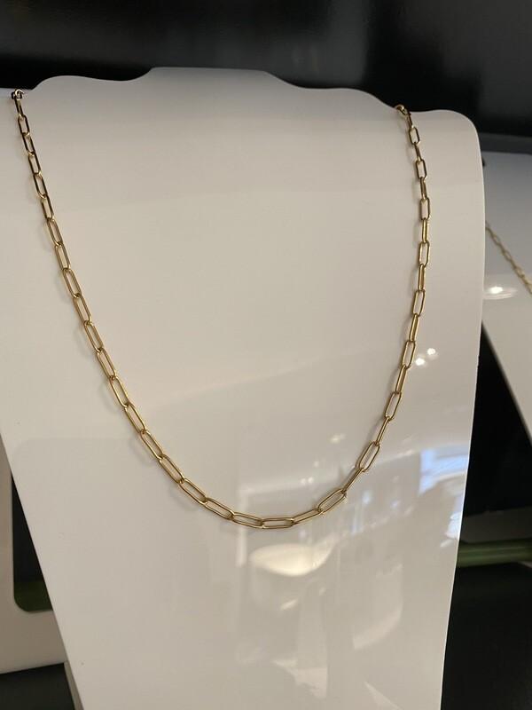 Gouden Ketting- Schakels