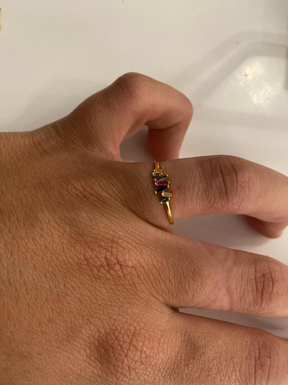 Ring Multi - Damares - Maat 56
