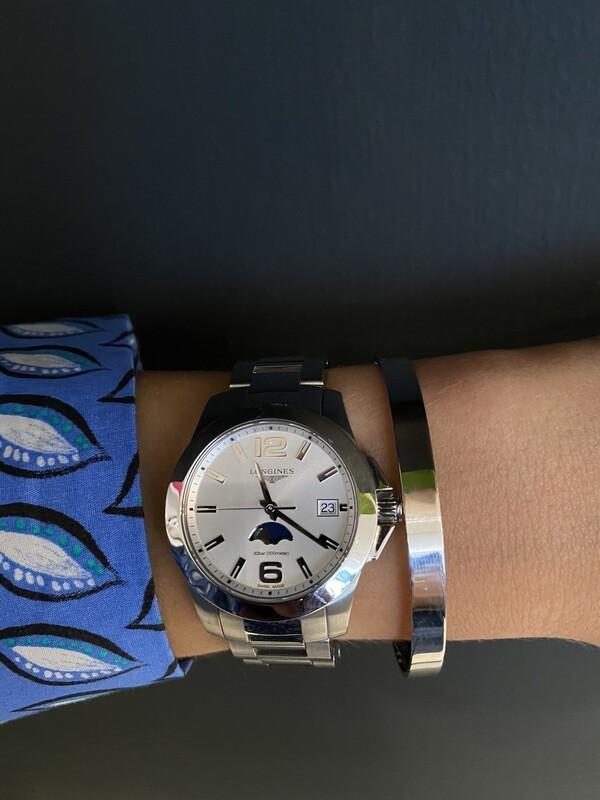 Zilveren Vaste Armband
