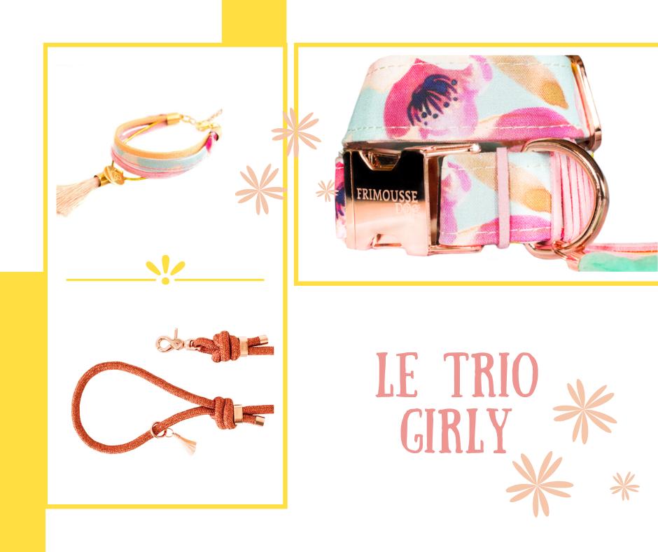 Le TRIO GIRLY