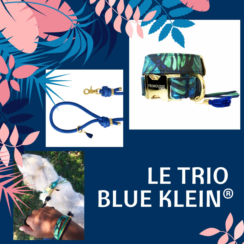 Le TRIO BLUE KLEIN®