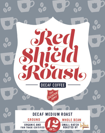 Decaf Red Shield Roast