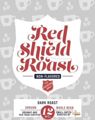 Red Shield Roast