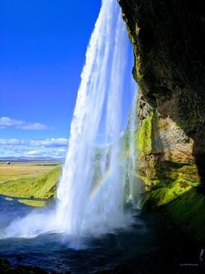 Seljalandsfoss Falls, Iceland 15