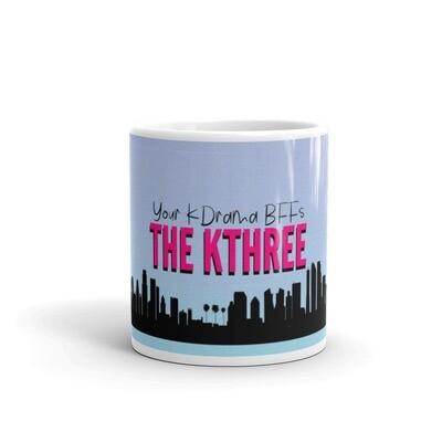 The KThree Official Keopi Klatch Mug