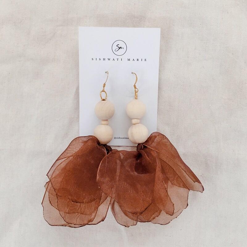Sishwati Marie Belle Earrings