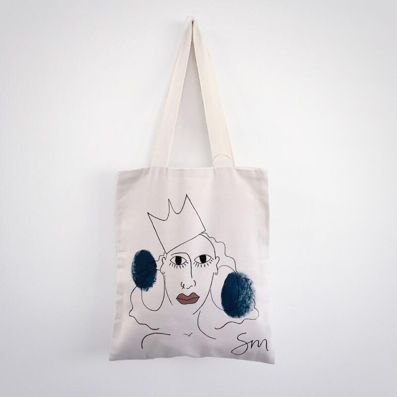 Princess Adaliya Tote Bag