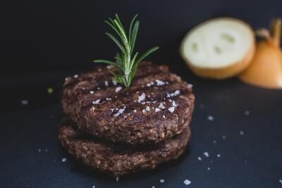 Burger Patties (Ostrich)
