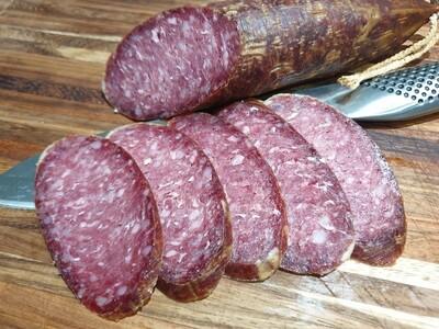 Pinotage Salami 400g (springbok)