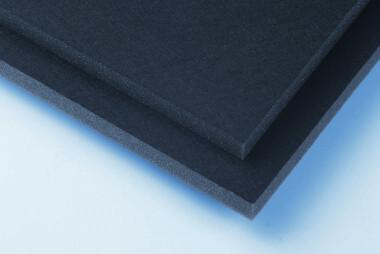 soni Decor - schwarz - 30 mm - nicht selbstklebend