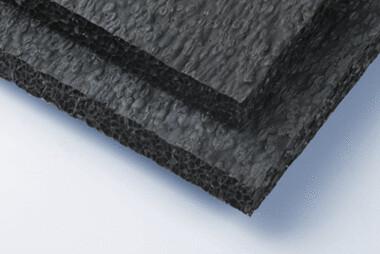 soni Resist - schwarz - 50 mm - selbstklebend, nicht UV-beständig