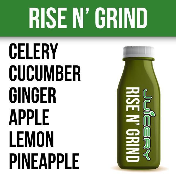 Rise N' Grind - Bottle