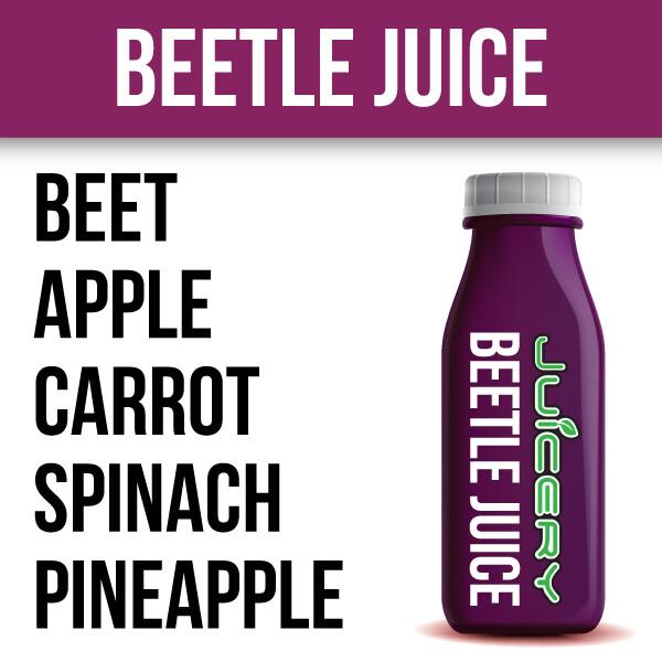 Beetle Juice - Bottle
