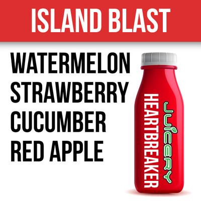 Island Blast - Bottle