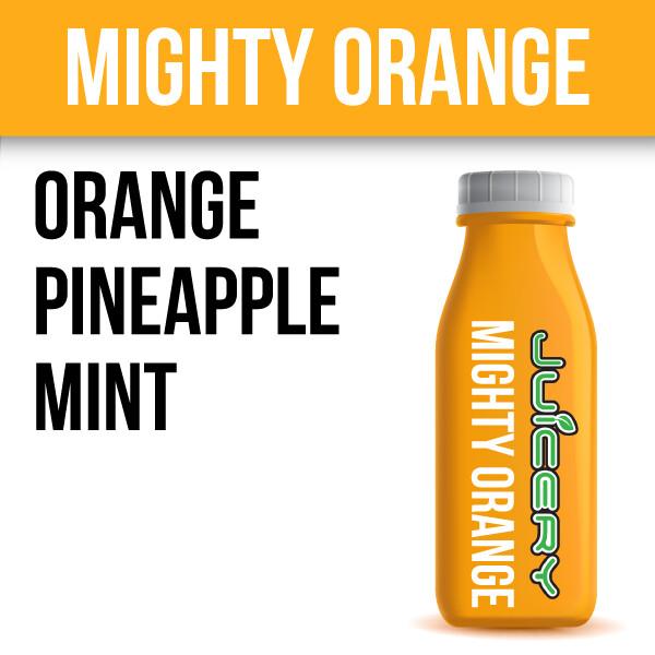 Mighty Orange - Bottle