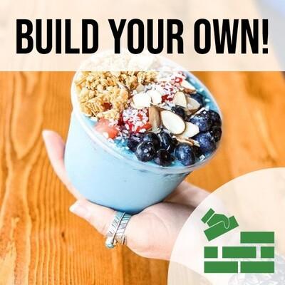 Build Your Own Majik Bowl