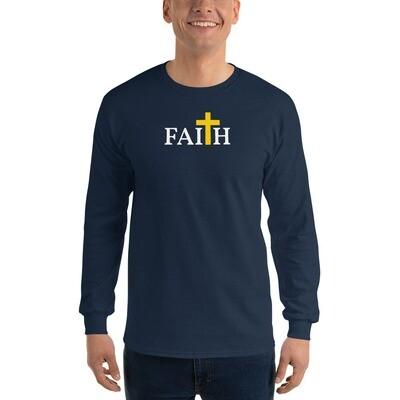 Long Sleeve Faith T-Shirt