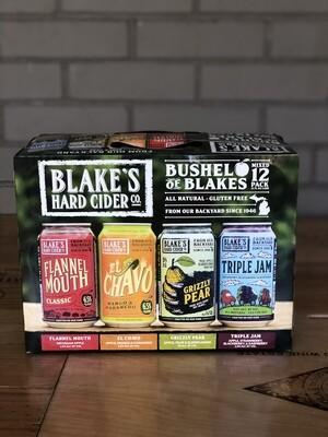Blake's Hard Cider Bushel of Blake's (12pk)