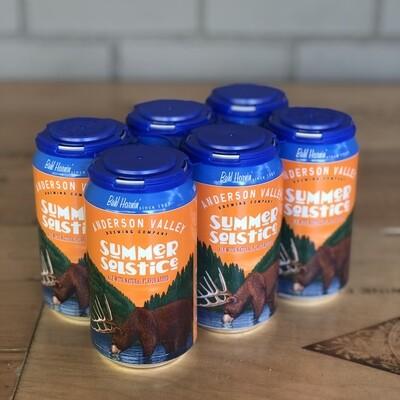 Anderson Valley Summer Solstice (6pk)