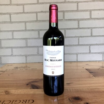 Chateau Roc Meynard Bordeaux Superieur (750ml)