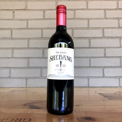 Bedrock Wine Co. 'The Whole Shebang' Zinfandel Blend (750ml)