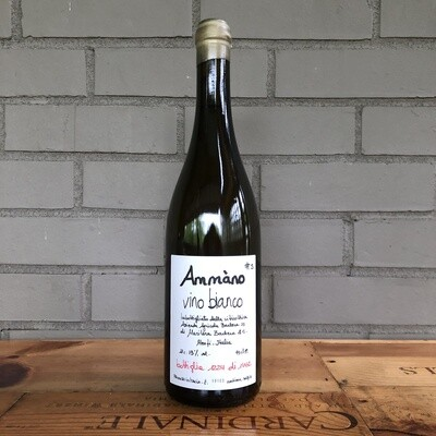 Cantine Barbera 'Ammano' Vino Bianco
