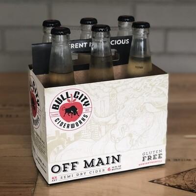 Bull City Ciderworks Off Main (6pk)