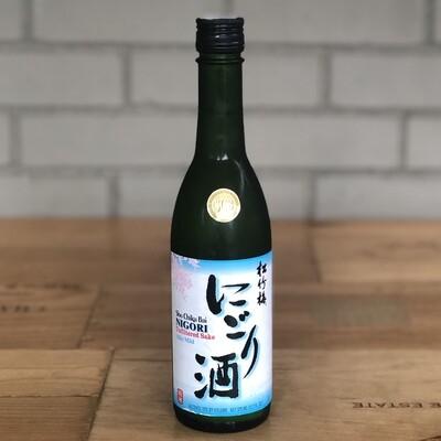 Sho Chiku Bai Nigori Sake (375ml)