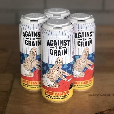 Against The Grain Jorge Castana (4pk)