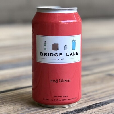 Bridge Lane Red Blend (375ml can)