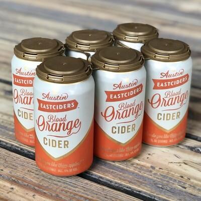 Austin Eastciders Blood Orange Cider (6pk)