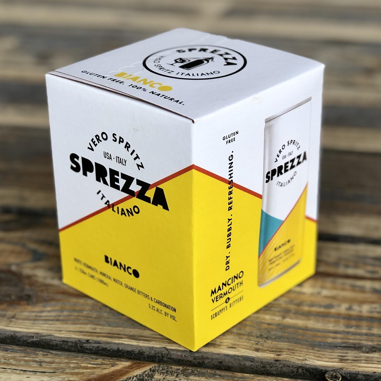 Sprezza Vero Spritz Italiano Bianco (4pk)