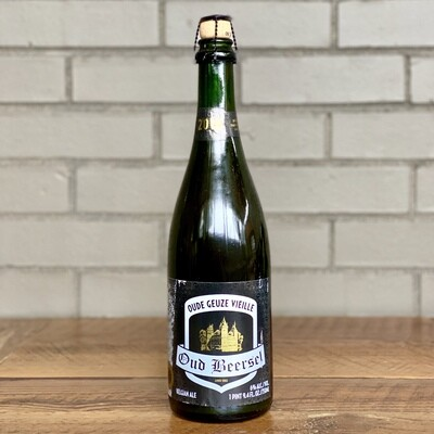 Oud Beersel Oude Geuze Vieille (750ml)