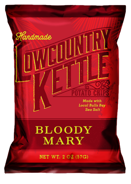 Lowcountry Kettle Potato Chips - Bloody Mary