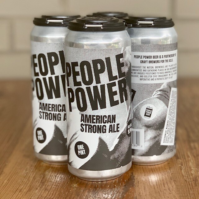 Edmund's Oast People Power Strong Ale (4pk)