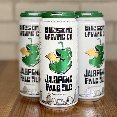 Birdsong Jalapeno Pale Ale (4pk)