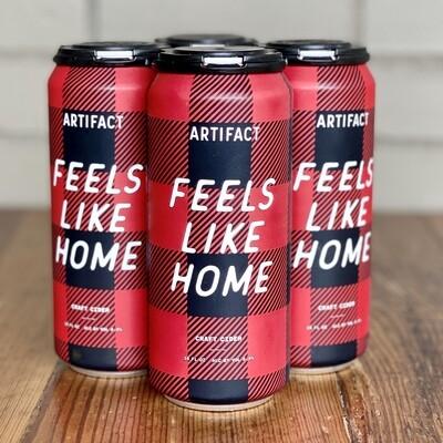 Artifact Feels Like Home (4pk)