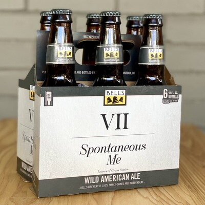 Bell's Spontaneous Me [Leaves of Grass VII] (6pk)