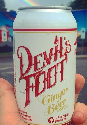 Devil's Foot Ginger Beer (12oz)