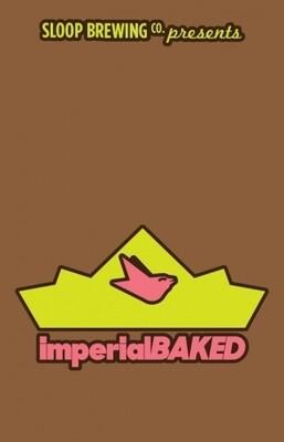 Sloop Imperial Baked (32oz Crowler)