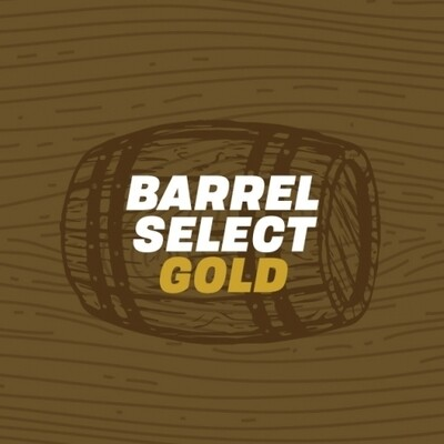 Captain Lawrence Barrel Select Gold (32oz Crowler)