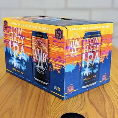 Appalachian Mountain Brewing Low & Hazy IPA (6pk)