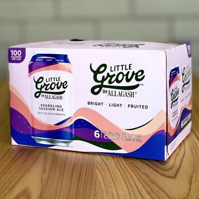 Allagash Little Grove Black Currant (6pk)