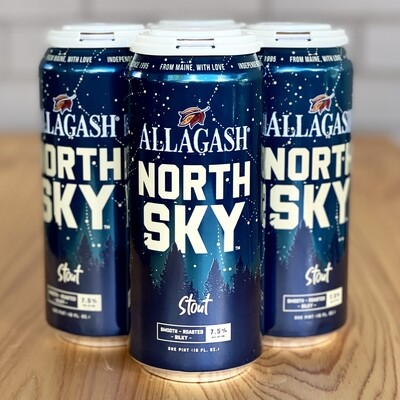 Allagash North Sky Stout (4pk)