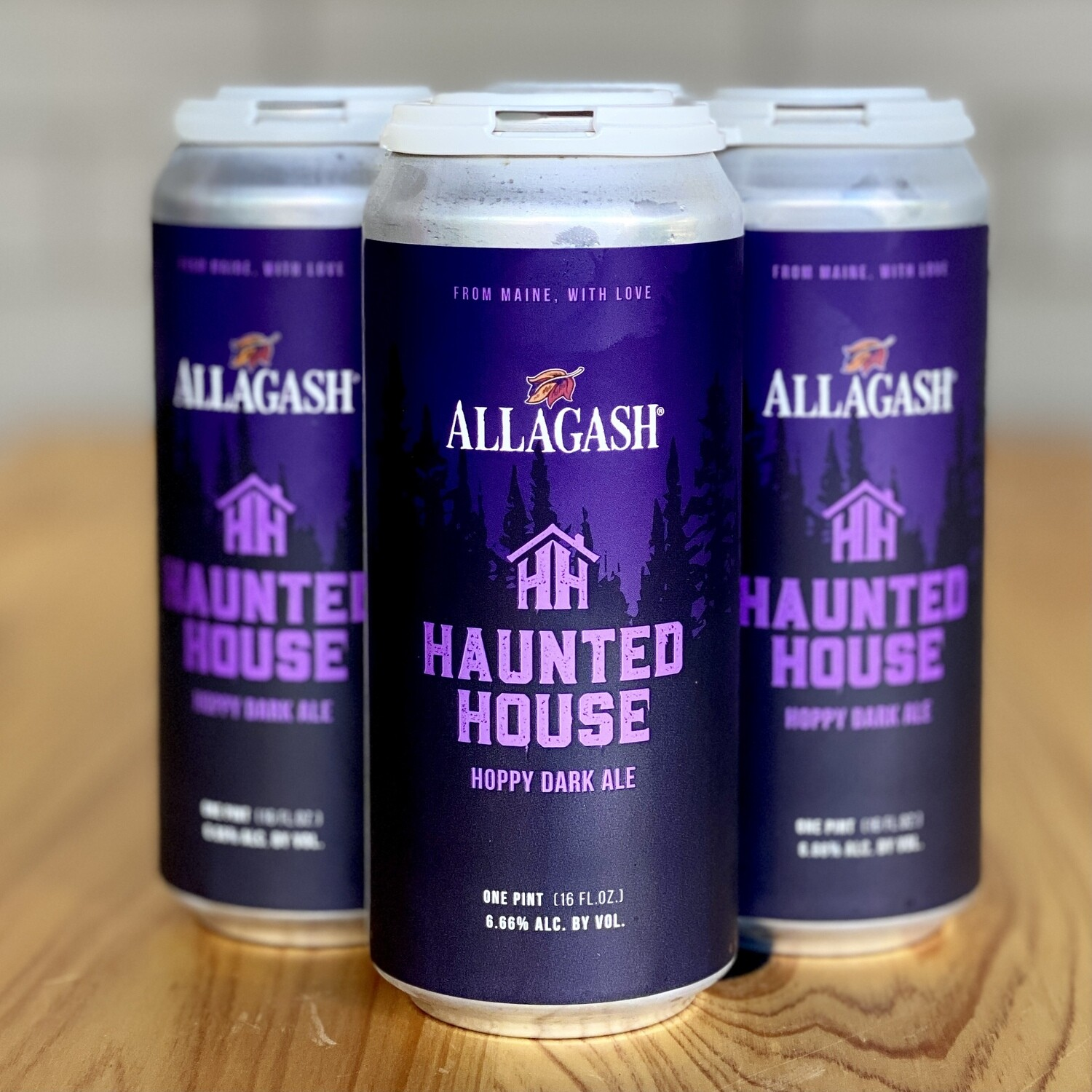 Allagash Haunted House (4pk)