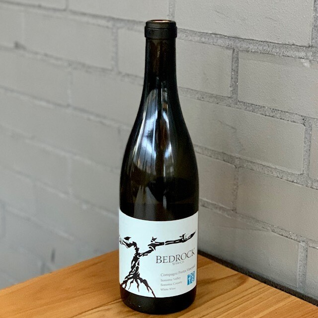 Bedrock 'Compagni Portis Vineyard' White (750ml)
