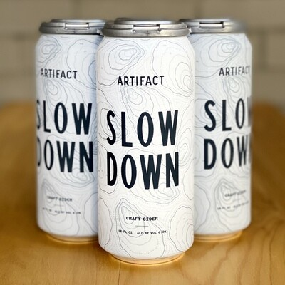 Artifact Slow Down (4pk)