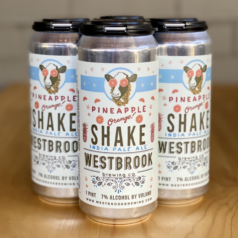 Westbrook Pineapple Orange Shake IPA (4pk)