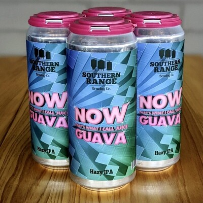 Southern Range Now That's What I Call Juice! Guava (4pk)